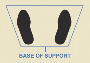 base di appoggio
